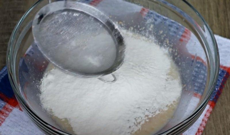 Сирний пиріг-косичка