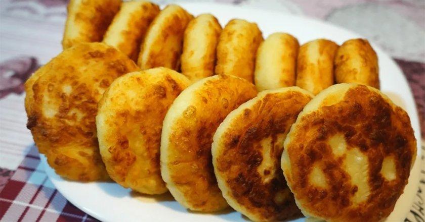 Сирники з картоплею подивитися рецепт