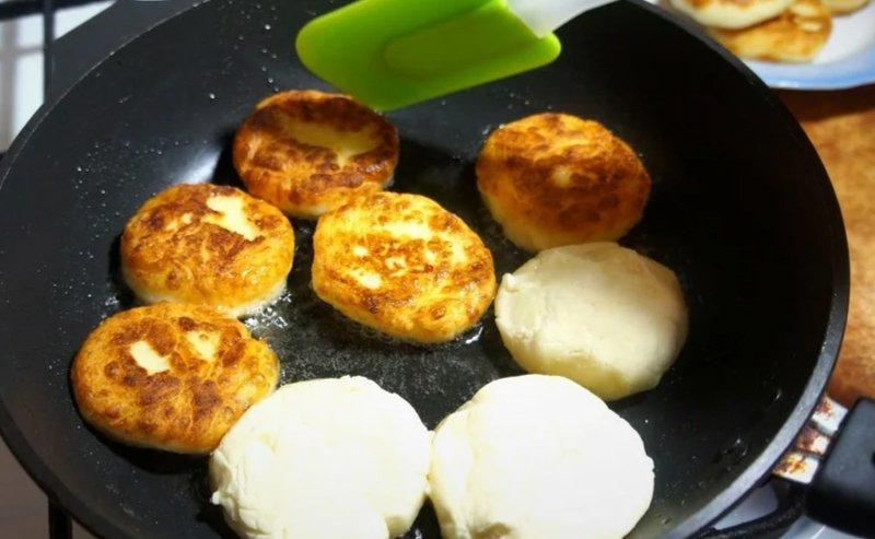 Сирники з картоплею