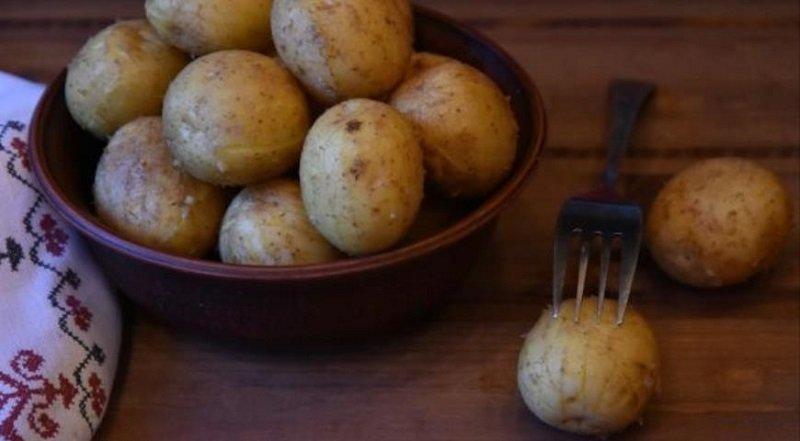 Картопля з часником «Горішки»