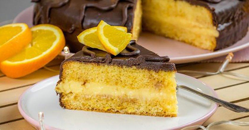Торт «Фієста» подивитися рецепт