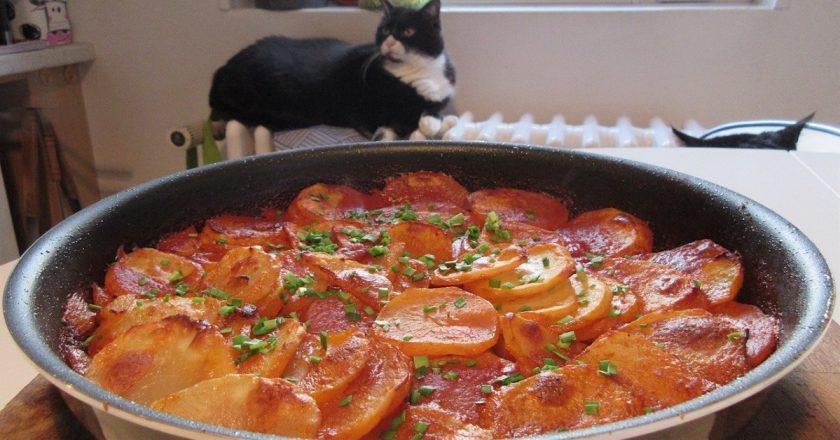Картопля по-угорськи подивитися рецепт