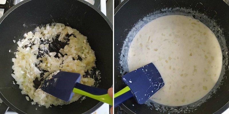 Капуста запечена з сиром