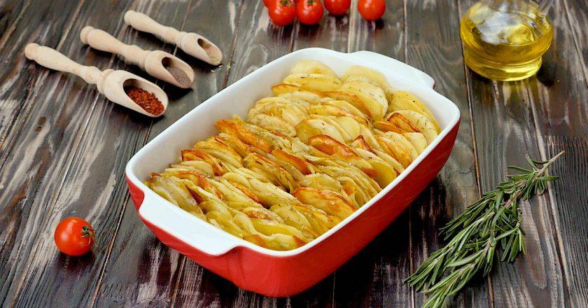 Хрусткі картопляні пелюстки подивитися рецепт