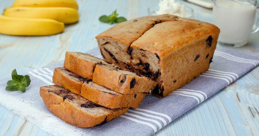 Банановий хліб подивитися рецепт