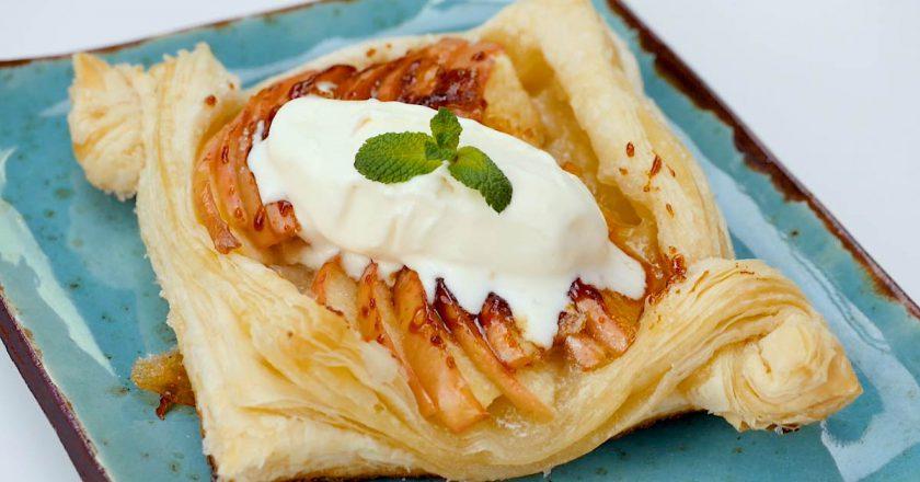 Яблучні міні-тарти подивитися рецепт