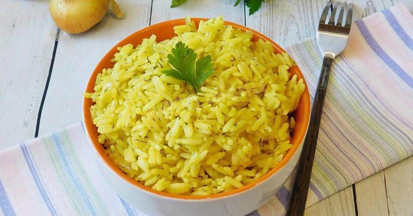Рис по-французьки подивитися рецепт