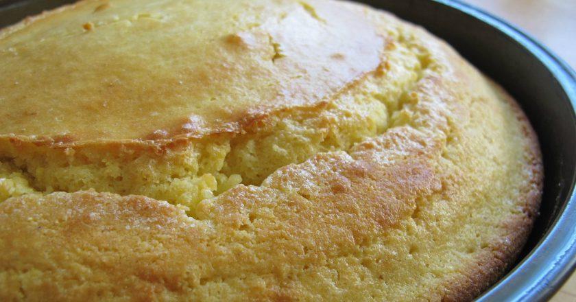 Кукурудзяний хліб подивитися рецепт