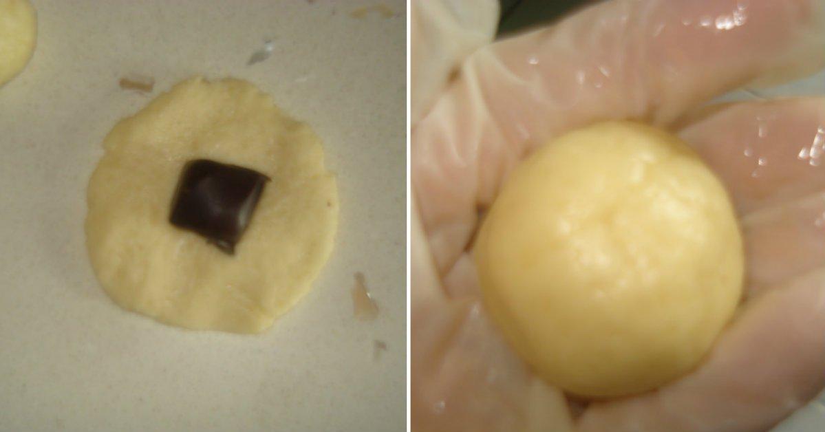 Шоколадні бомбочки