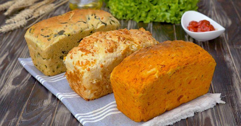 Ароматний хліб подивитися рецепт