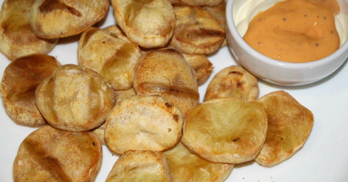 «Роздута» картопля