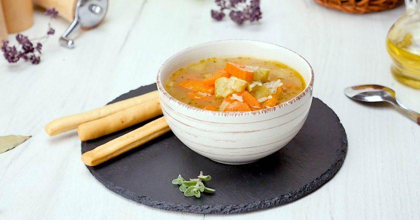 Рисовий суп з лимонним соком подивитися рецепт