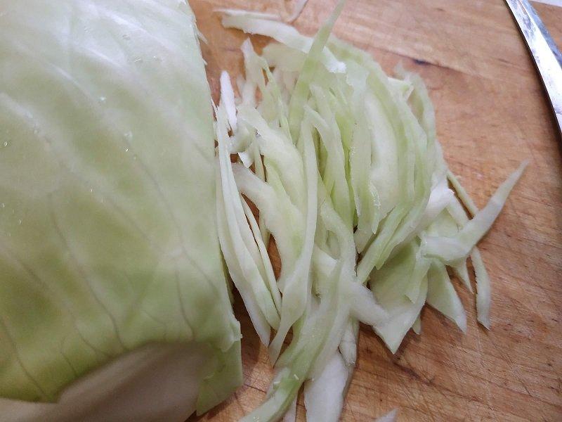 Запіканка з капусти і картоплі