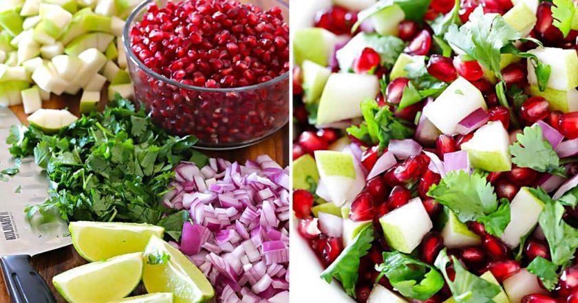 Святковий пісний салат подивитися рецепт