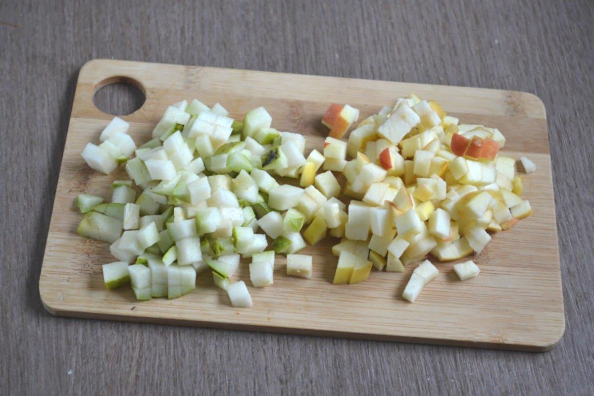 Святковий пісний салат