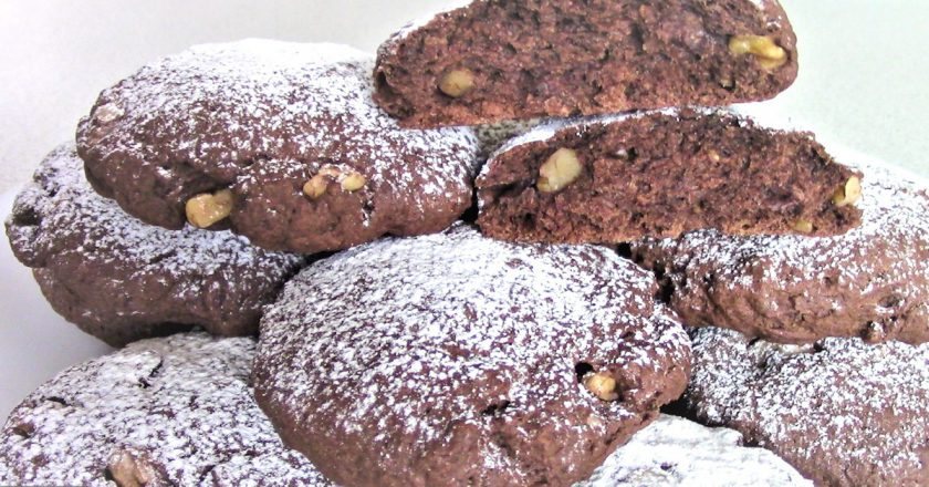 Пісне шоколадне печиво - Це Смак