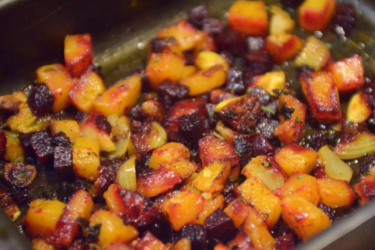 Овочевий гарнір