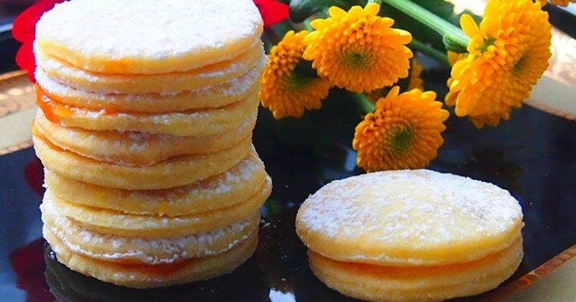 Печиво з картоплі подивитися рецепт
