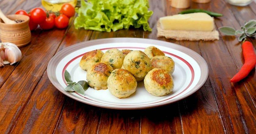 Італійські картопляні ньоккі подивитися рецепт
