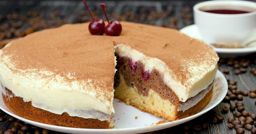 Пиріг-торт «Дунайські хвилі» подивитися рецепт