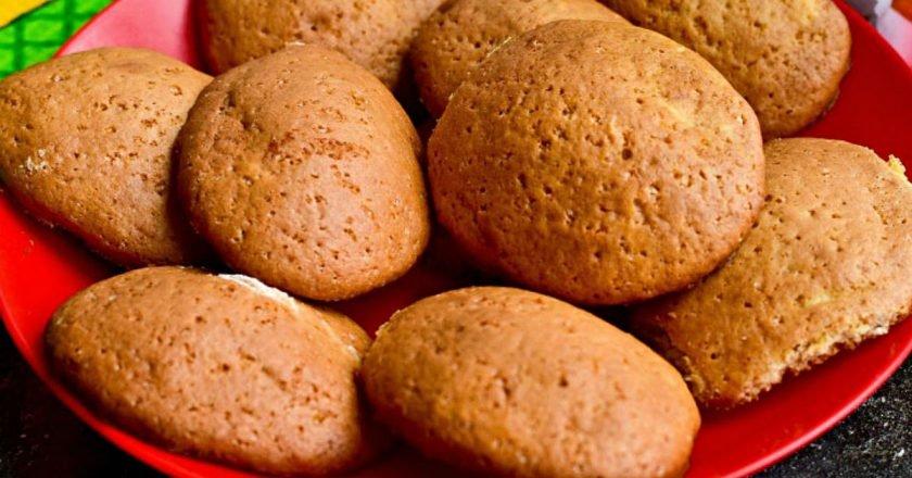 Швидке домашнє печиво на кефірі подивитися рецепт