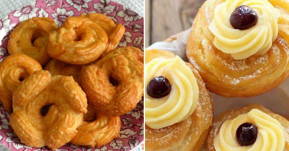 Італійські пончики «Зепполе»