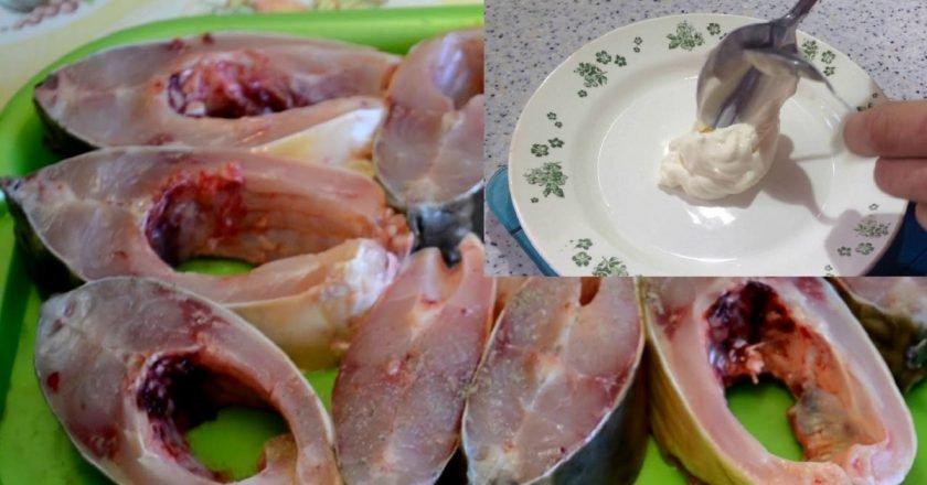 Запечений короп в сметанному соусі - Це Смак