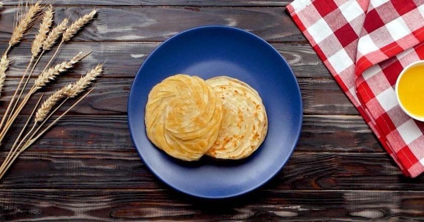 Ніжні індійські коржики на сковороді подивитися рецепт