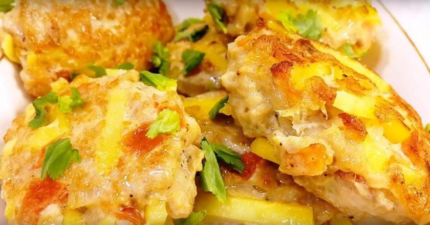 Котлети з картоплею «Веснянки» подивитися рецепт