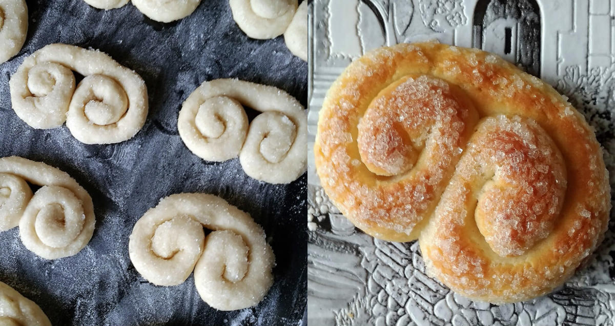 Домашнє сирне печиво «Кралька»