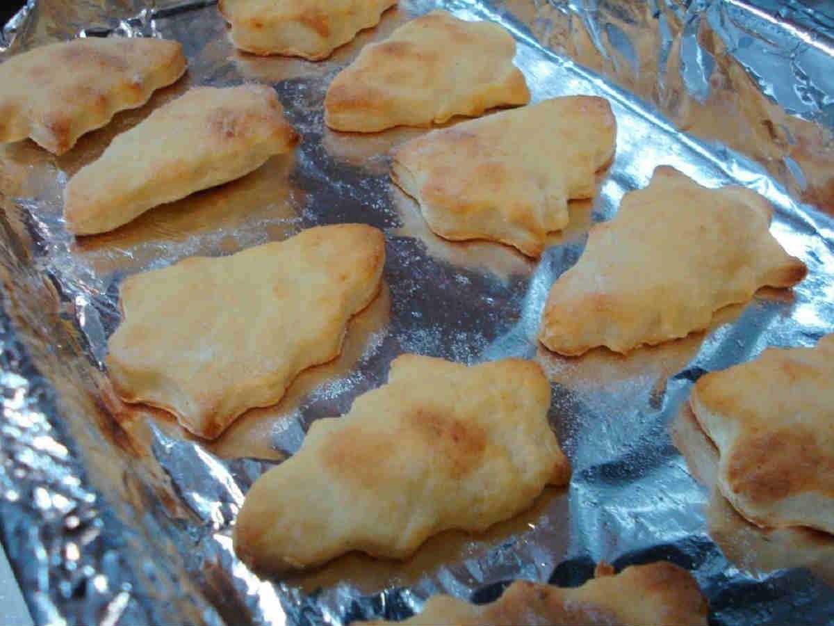 Затяжне печиво в домашніх умовах