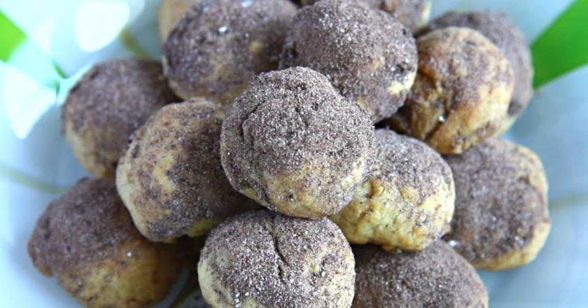 Домашнє пісочне печиво з какао подивитися рецепт