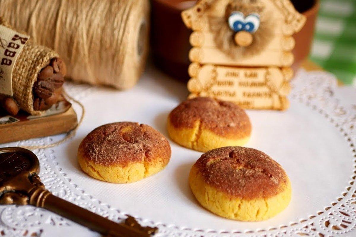 Домашнє пісочне печиво з какао
